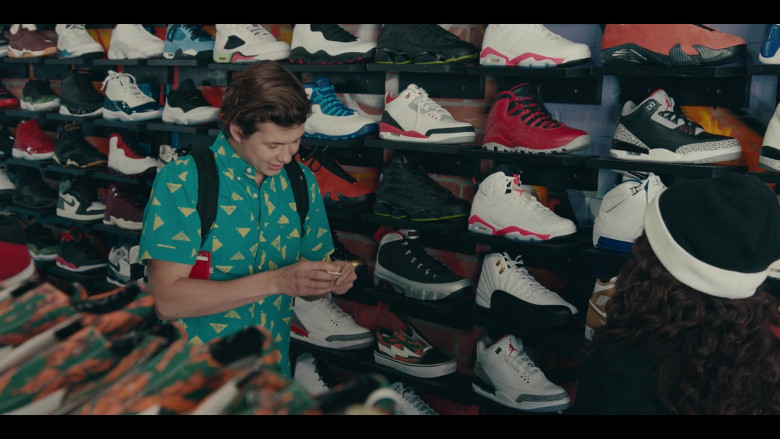 Nike and Air Jordan Shoes in the Store in Sneakerheads S01E02 (8)