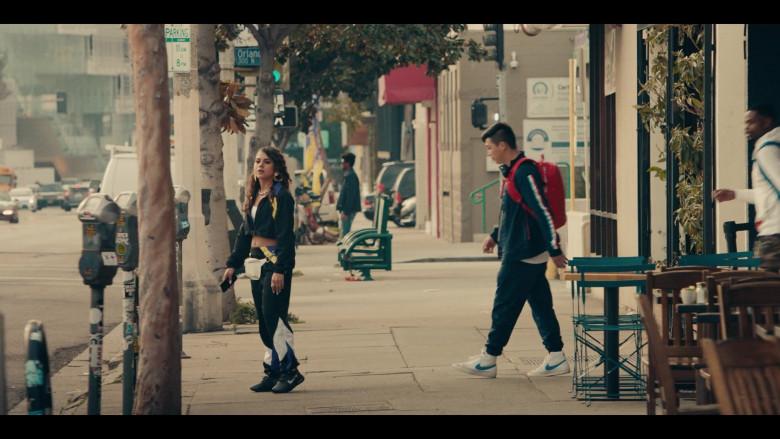 Nike x Off-White Zoom Fly Black Sneakers Worn by Jearnest Corchado as Nori in Sneakerheads S01E04 (2)