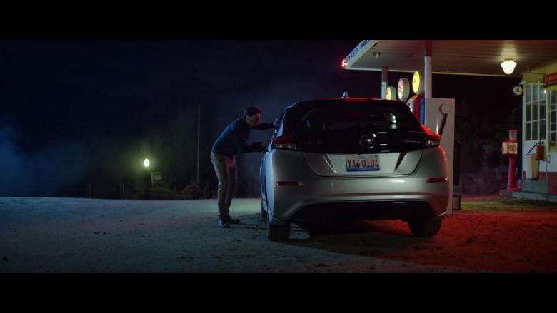 Nissan Leaf Car in The Babysitter Killer Queen (2020)