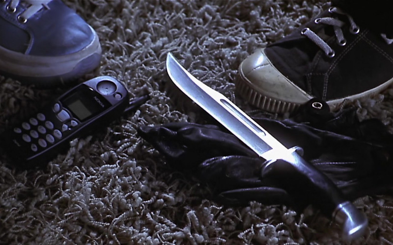 Nokia Mobile Phone in Scary Movie (2000)