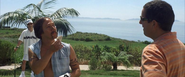 Original Penguin Shirt of Rob Schneider as Ula in 50 First Dates Movie (1)