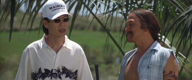 Original Penguin Shirt of Rob Schneider as Ula in 50 First Dates Movie (2)