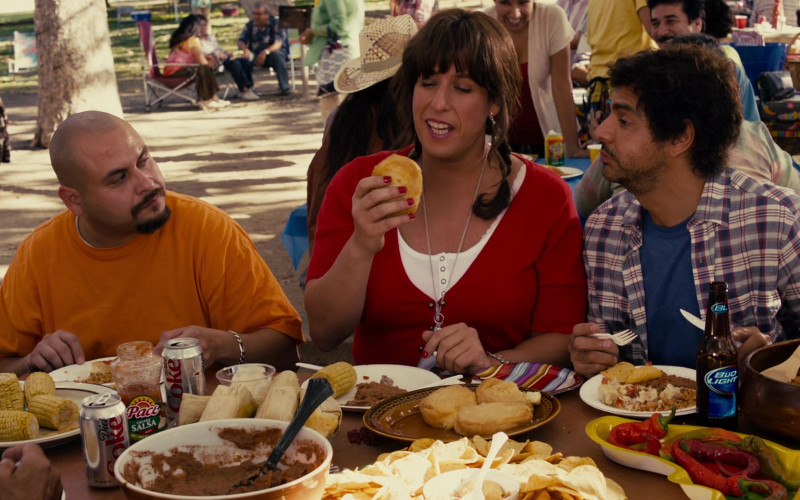 Pace Salsa, Diet Coke Soda and Bud Light Beer in Jack and Jill (2011)