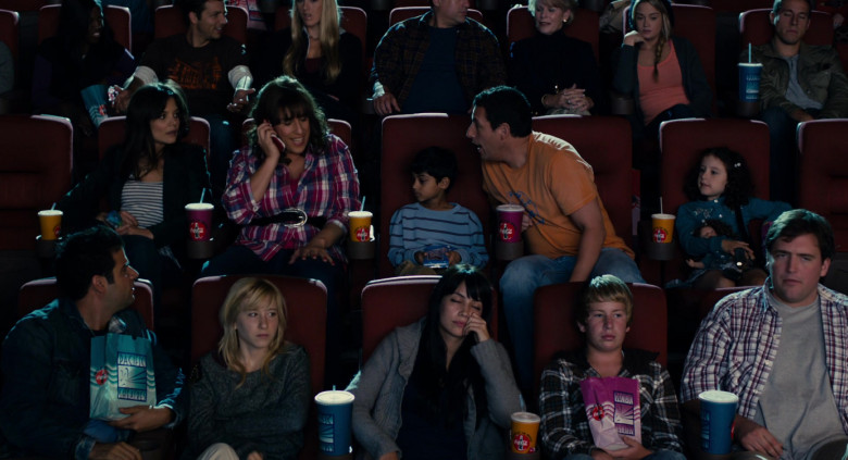 Pacific Theatres and Coca-Cola in Jack and Jill (2011)