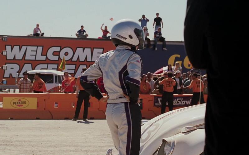 Pennzoil in Herbie Fully Loaded (2005)