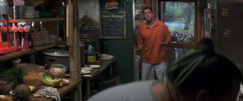 Pepsi Cola in 50 First Dates Movie (1)