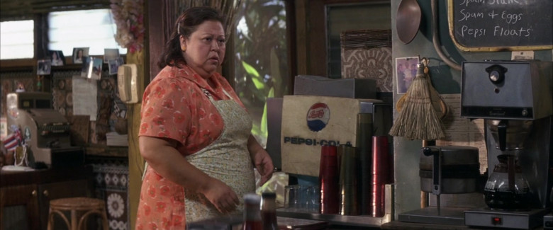 Pepsi Cola in 50 First Dates Movie (2)