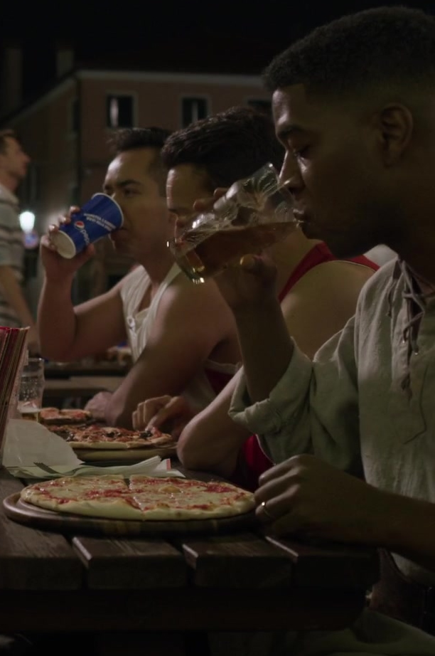 Pepsi Soda Cup in We Are Who We Are TV Show