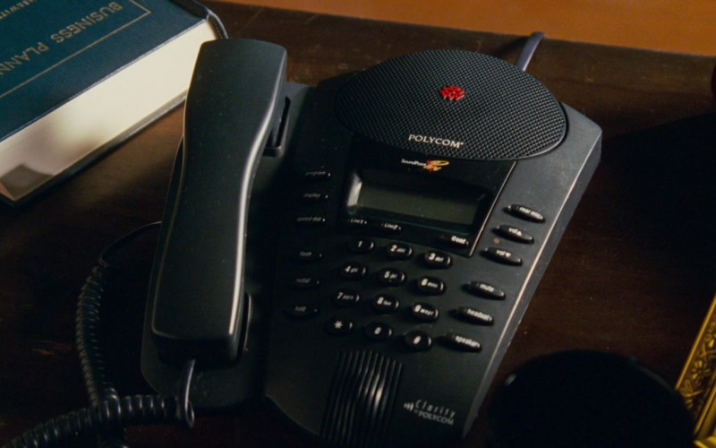 Polycom Telephone in Wild Hogs (2007)