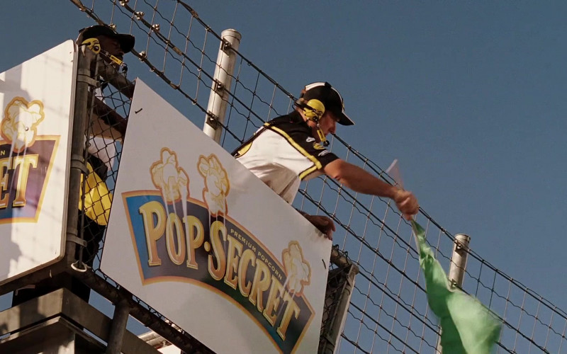 Pop Secret Popcorn in Herbie Fully Loaded (2005)