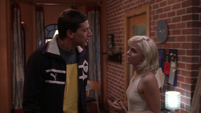 Puma Jacket Outfit of Simon Rex as George Logan in Scary Movie 3 (2)