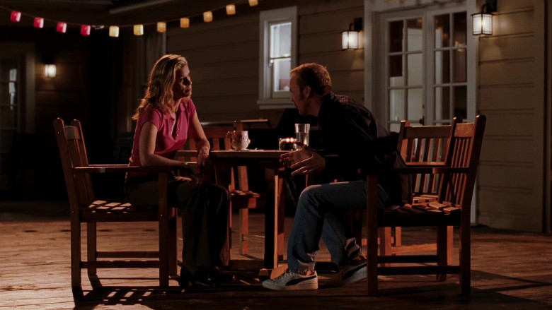 Puma Sneakers of Michael Keaton as Ray Peyton in Herbie Fully Loaded (2)