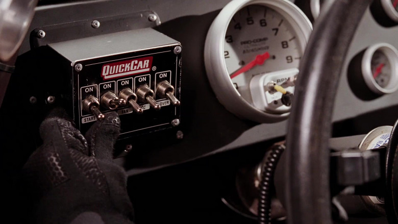 Quickcar Racing Products in Herbie Fully Loaded (2005)
