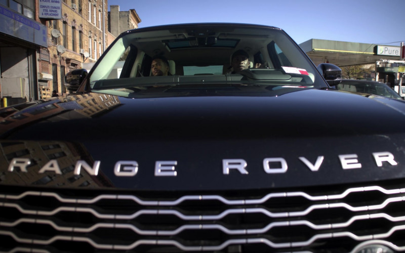 Range Rover Vogue Car in Power Book 2 Ghost S01E03 TV Show (1)