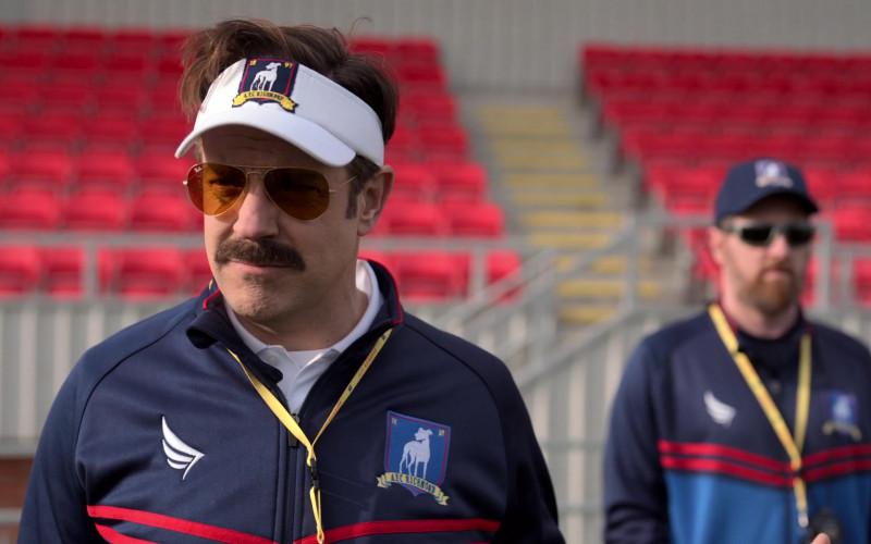 Ray-Ban Sunglasses of Jason Sudeikis in Ted Lasso S01E09 TV Show (1)