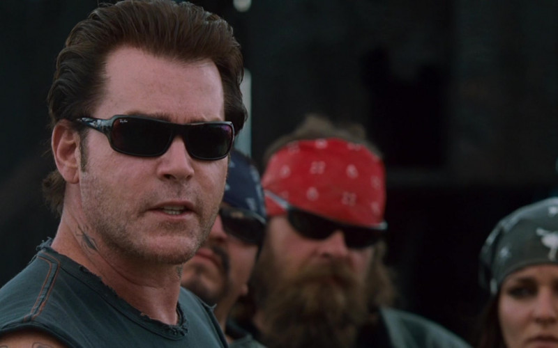 Ray-Ban Sunglasses of Ray Liotta as Jack in Wild Hogs (1)