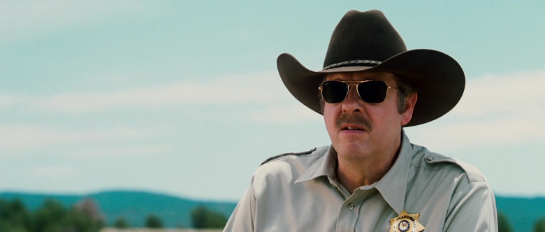 Ray-Ban Sunglasses of Stephen Tobolowsky as Sheriff Charley in Wild Hogs (2)