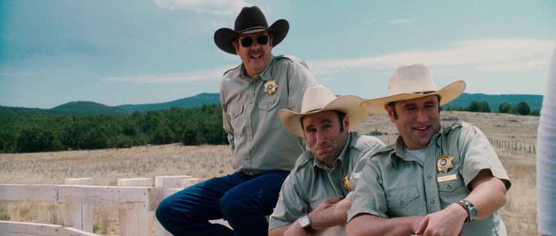 Ray-Ban Sunglasses of Stephen Tobolowsky as Sheriff Charley in Wild Hogs (3)