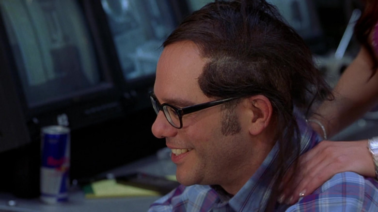 Red Bull Energy Drink Can of David Cross as Dwight Hartman in Scary Movie 2 (1)