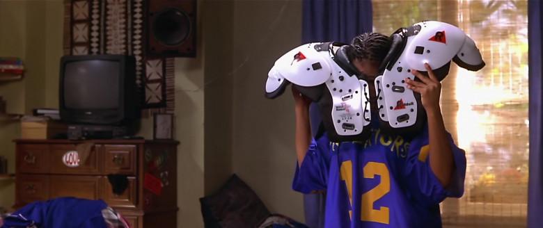 Riddell Warrior 4 Football Shoulder Pads Worn by Regina Hall as Brenda Meeks in Scary Movie (1)