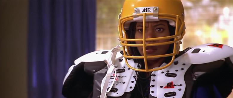Riddell Warrior 4 Football Shoulder Pads Worn by Regina Hall as Brenda Meeks in Scary Movie (4)