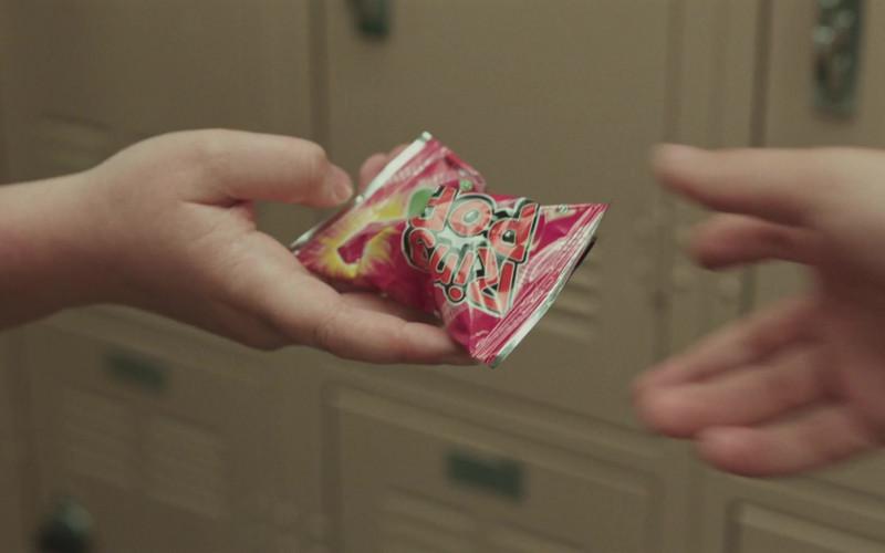 Ring Pop Fruit Flavored Lollipops by Topps in PEN15 S02E04