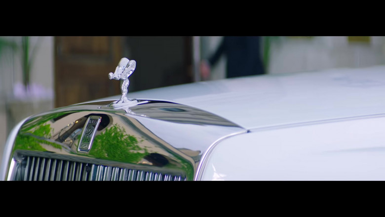 "Rolls-Royce Phantom White Luxury Vehicle in ""Pa' Ti + Lonely"" Music Video 2020 by Jennifer Lopez & Maluma (2)"