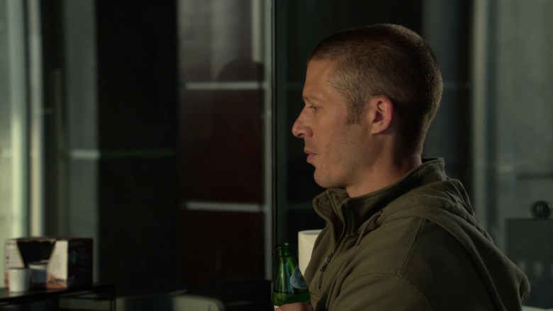 S.Pellegrino Water of Zach Gilford as Ben Walker in L.A.'s Finest S02E02 (1)