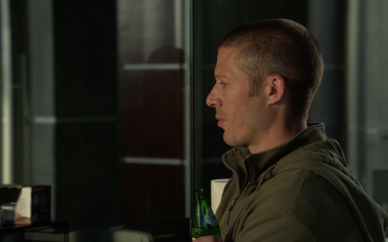 S.Pellegrino Water of Zach Gilford as Ben Walker in L.A.'s Finest S02E02 (1)