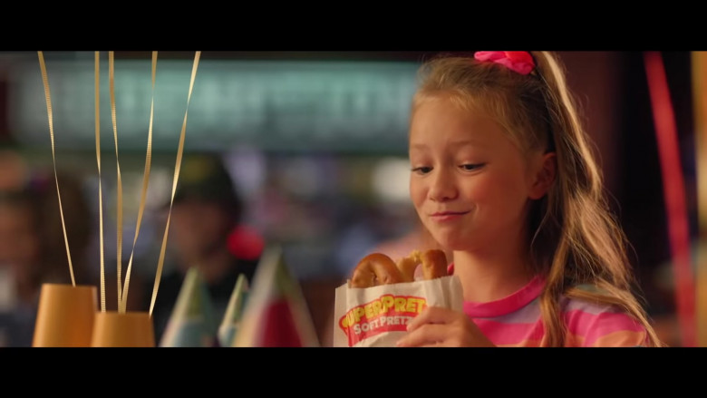 SUPERPRETZEL Soft Pretzels in Lovin' On You by Luke Combs (2020)