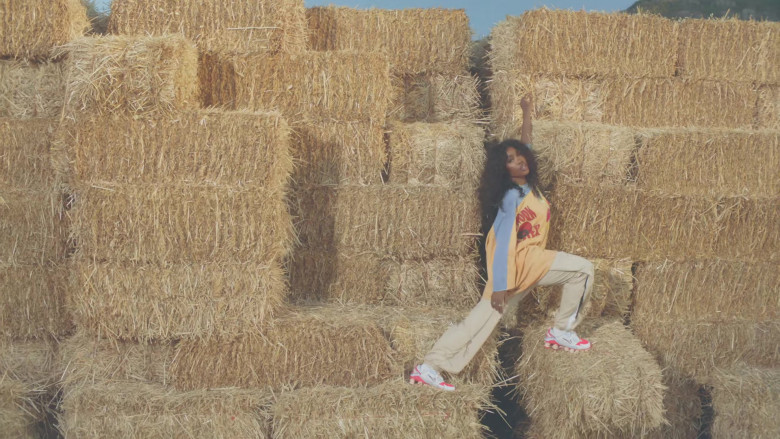 "SZA Nike Shoes in ""Hit Different"" Music Video (4)"