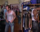Sean John Leather Pants of Shawn Wayans as Ray Wilkins in Sc...