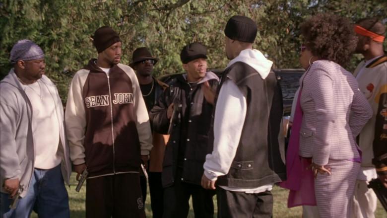 Sean John Men's Hoodie Jacket in Scary Movie 3 (1)