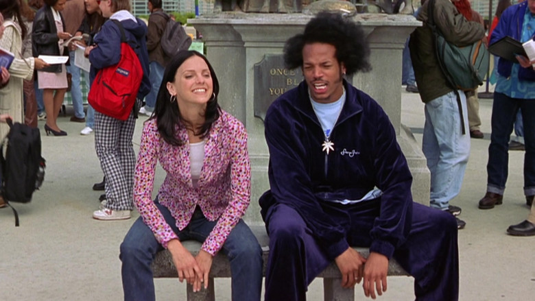 Sean John Velour Track Suit Outfit of Marlon Wayans as Shorty Meeks in Scary Movie 2 (2)