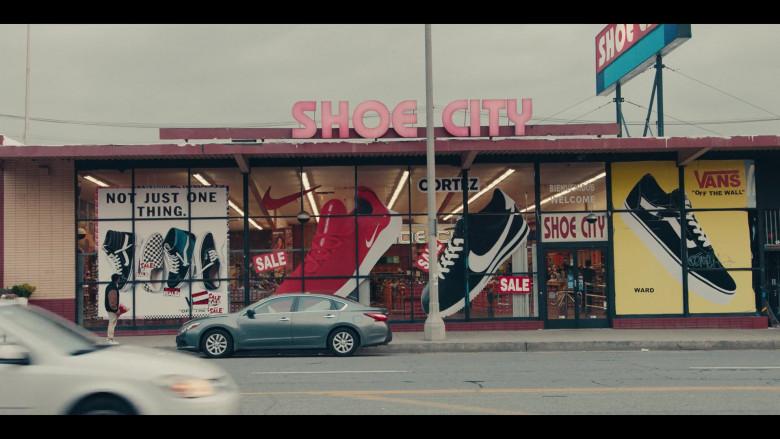 Shoe City Store, Nike and Vans Logos in Sneakerheads Season 1 Episode 6