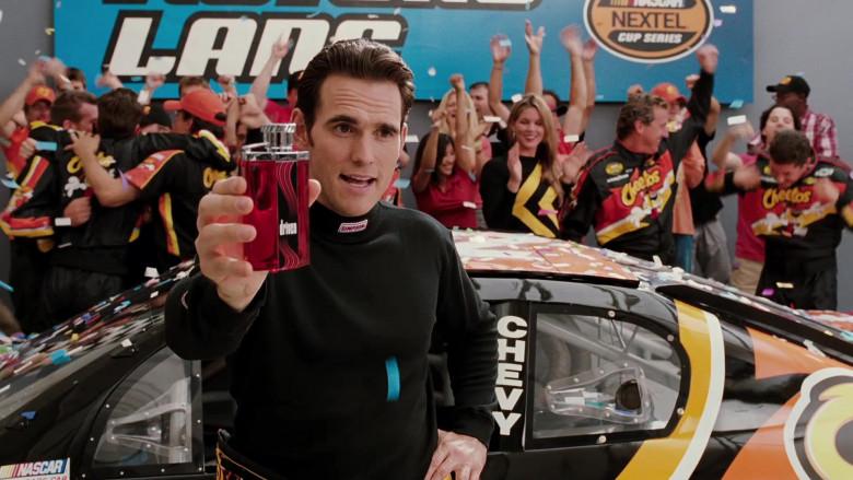 Simpson Racing Black Long Sleeve Turtleneck of Matt Dillon as Trip Murphy in Herbie Fully Loaded (1)