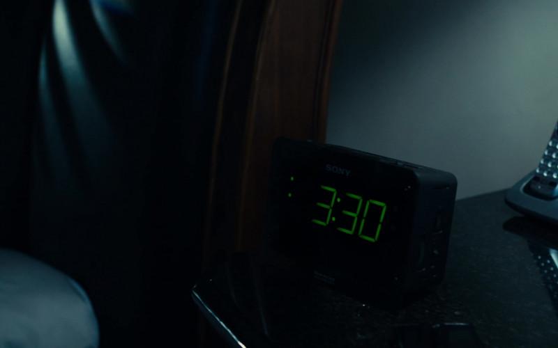Sony Digital Clock in Jack and Jill (2011)