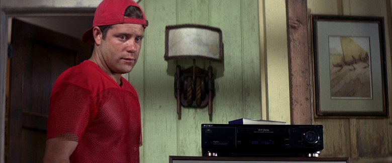 Sony Hi-Fi Stereo VHS VCR in 50 First Dates (1)