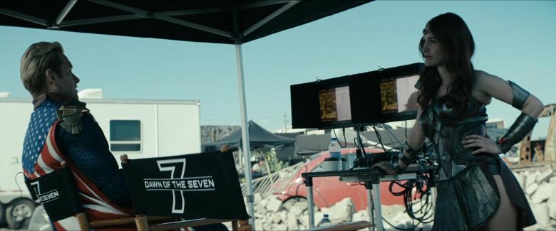 Sony Monitors in The Boys S02E05 (1)