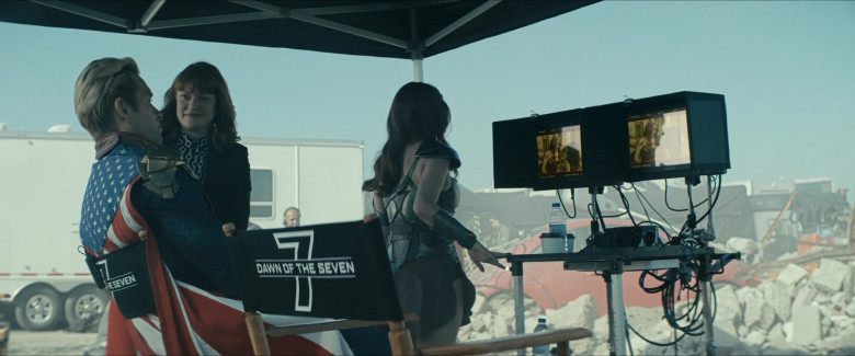 Sony Monitors in The Boys S02E05 (2)