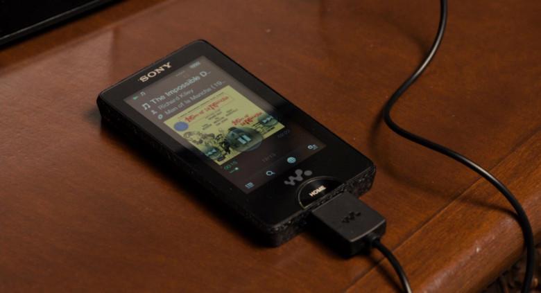 Sony Walkman MP3 Player in Jack and Jill