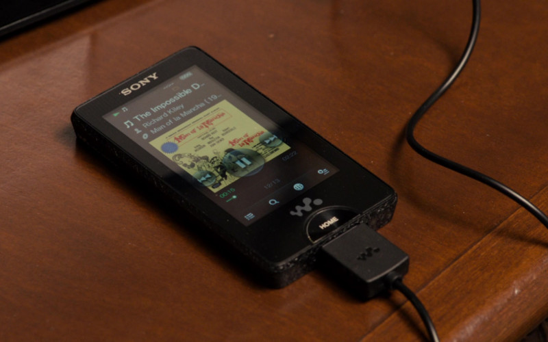 Sony Walkman MP3 Player in Jack and Jill