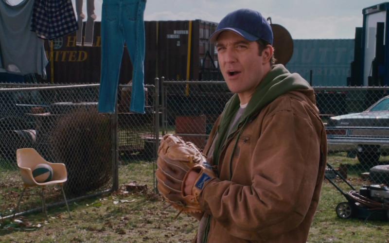 Spalding Baseball Gloves of Craig Bierko as Tom Ryan in Scary Movie 4