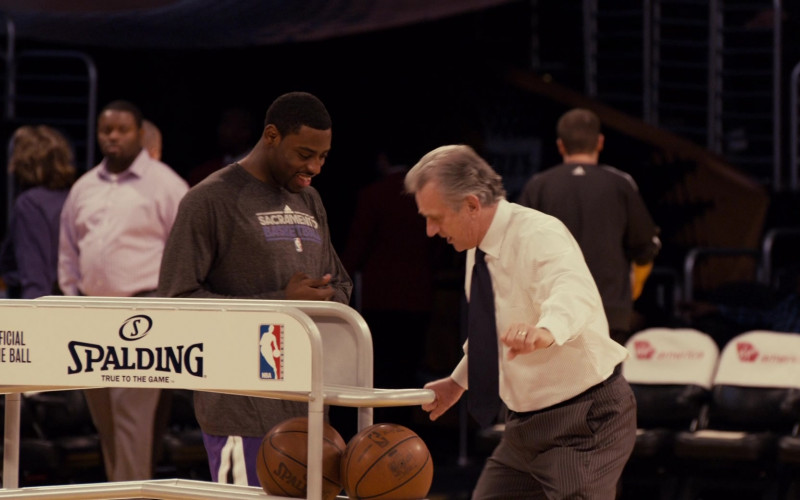 Spalding Basketball in Jack and Jill (2011)