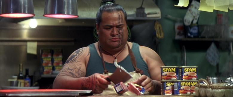 Spam Canned Pork Meat in 50 First Dates Movie (1)