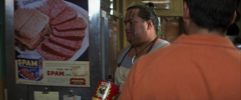 Spam by Hormel Poster in 50 First Dates (2)