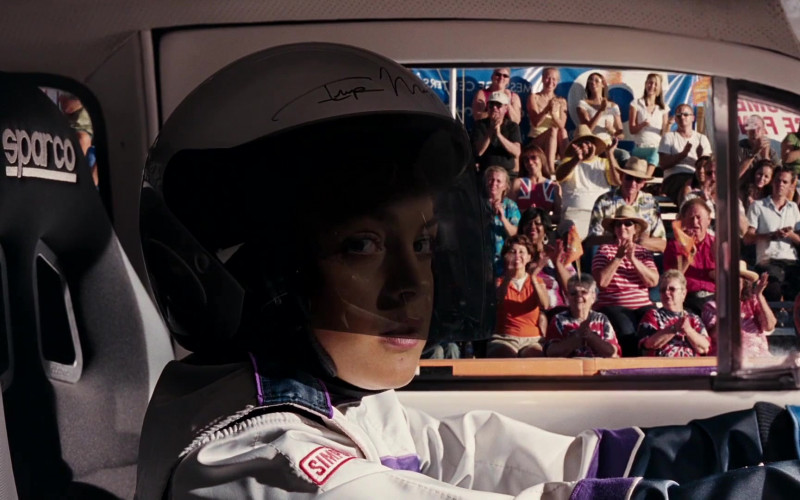 Sparco Car Seat of Lindsay Lohan in Herbie Fully Loaded