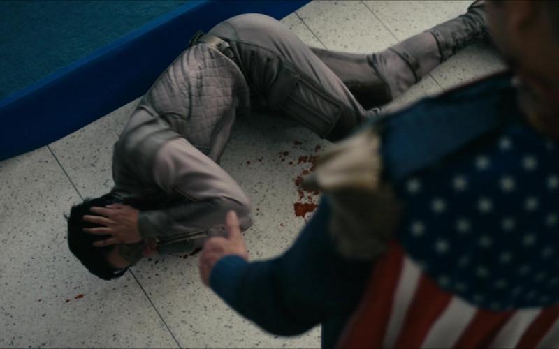 Spieth America in The Boys S02E01