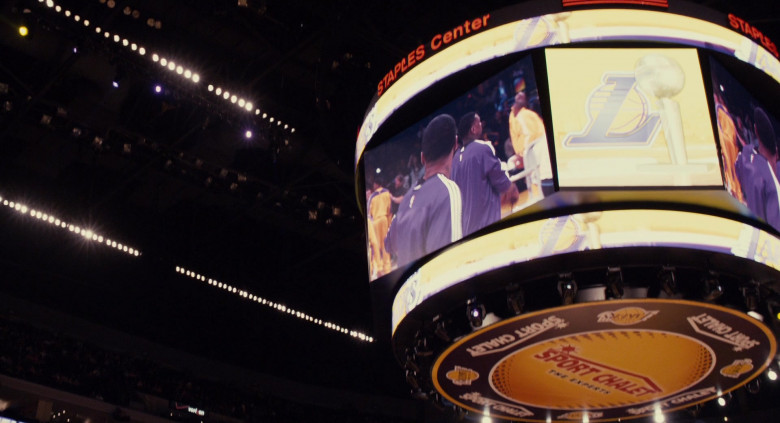 Staples Center Arena in Los Angeles, California in Jack and Jill Movie (1)