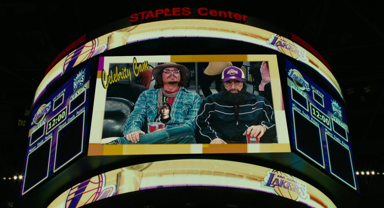 Staples Center Arena in Los Angeles, California in Jack and Jill Movie (2)